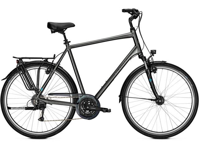 """Kalkhoff Agattu 27 XXL - Vélo de ville - 28"""" gris"""